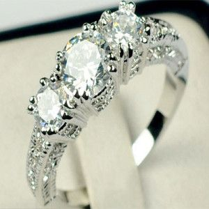 Astonishing Zirconia Ring
