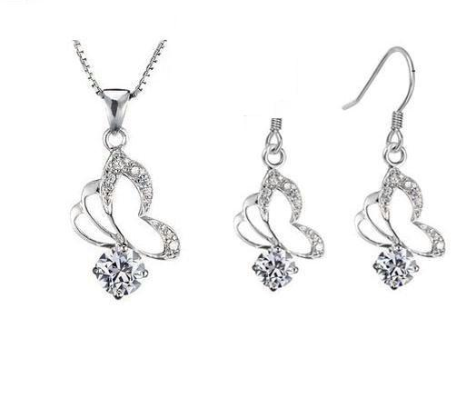 Butterfly Crystal Set