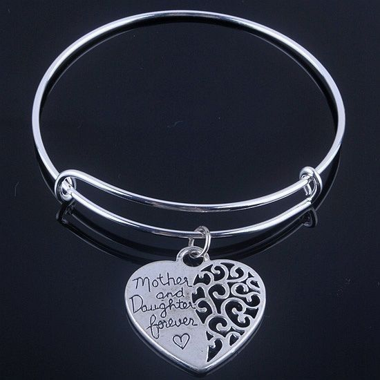 Mother and Daughter Happiness Bracelet